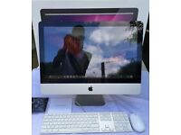 "Apple iMac 21.5"" inch Core i3, 8GB RAM, 1TB HDD"