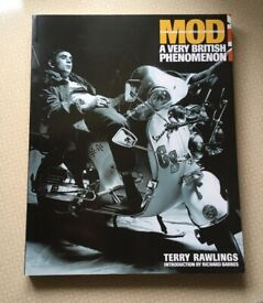 Nostalgic Book of Mods in the 60s