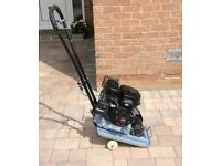 SwitZer Compactor Plate HS60 With Wheels, New Design.
