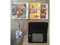 Nintendo 3DS XL+ 3 games offered!