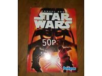 Star wars Annual 50p each