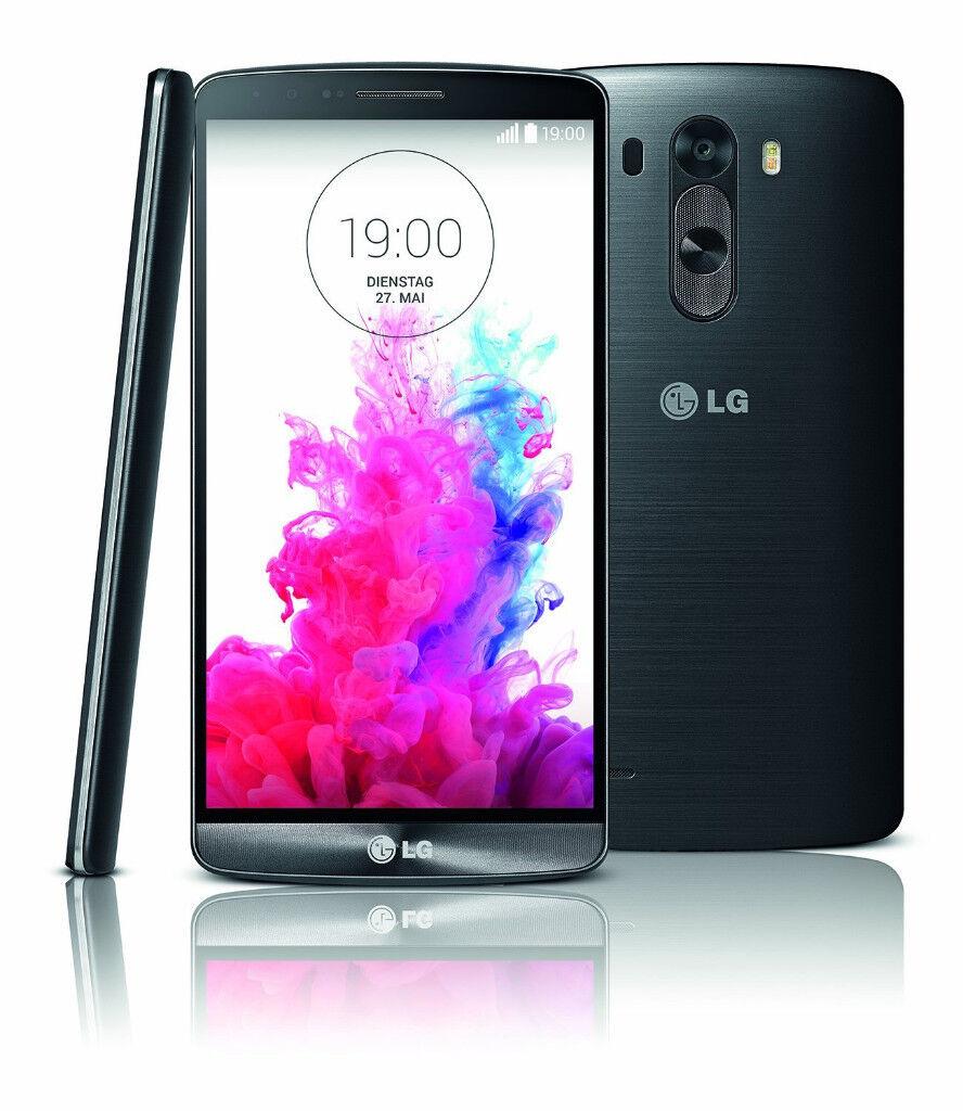 Unlocked LG G3 Mobile Phone - Boxed