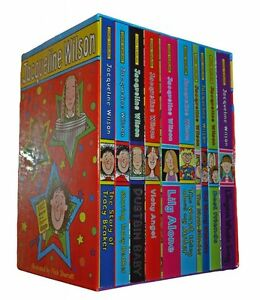 Jacqueline Wilson 10 book Box Set Collection,New Condition