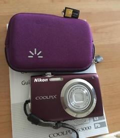 Digital Camera Nikon Coolpix