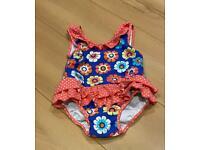 Girls 18-24 months swimming costume