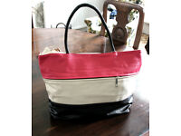 Handbag Leather Looking shoulder bag Mixed Colours. Brand New