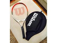 """Junior Wilson 23"""" Tennis Racket"""