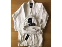 Lonsdale kids judo kit size 130