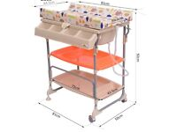 Changing table used but great