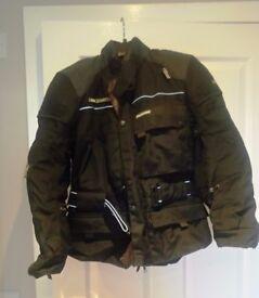 Goretex Motorcycle Jacket - XS