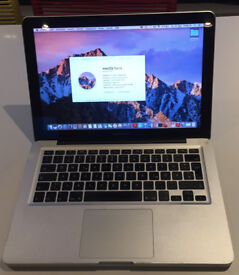 MacBook Pro (13-inch, Mid 2010) *VERY GOOD CONDITION / German keyboard*