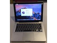 MacBook Pro (13-inch, Mid 2010) *VERY GOOD CONDITION / German keyboard*