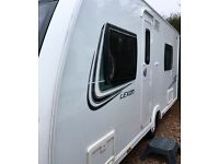 2013 Lunar Lexon 540 (Fixed Bed, End Washroom)