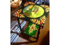 Bargeware Table