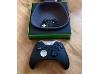 Xbox One Official Elite Wireless Controller W/ Case + All Parts Gaming / Xbox One Accessories