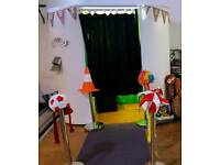 JUST THE PHOTO BOOTH HIRE