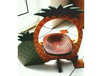 Fun Pineapple Folding Fruit Bowl
