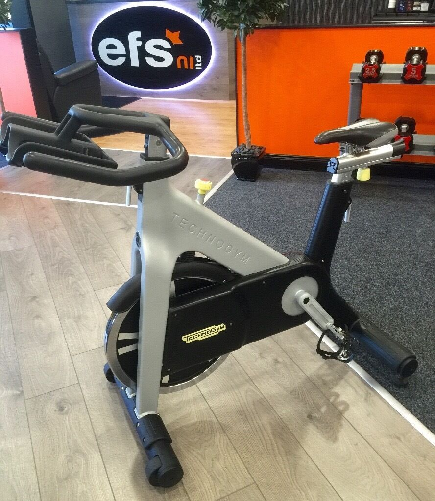 Technogym Group Cycle Spin Bike Forsale In Ballymoney