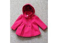 Toddler coat 12-18 months