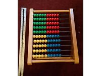 baby / toddler abacus