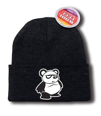 NW PRINTED PANDA BEAR FUNNY MMA HIP HOP - Panda Bear Hat