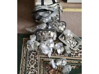 Silver Coins, Large Collection 28 Kilos Plus
