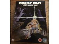 Family Guy Presents Blue Harvest Special Edition