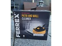 Ferrex Patio and Wall Cleaner New Boxed