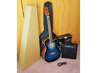 unwanted gifts musical instruments 2 guitars amp etc