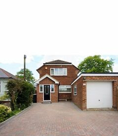 Detached house for rent in Walderslade/Chatham