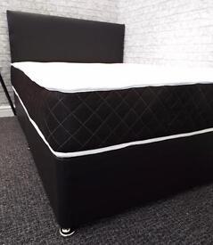 Double Divan bed set