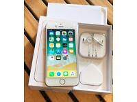 iPhone 6S 16GB Gold, Unlocked ,Mint Condition
