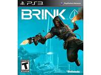 Brink™ FPS game for ps3®