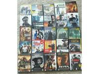 DVD assortment of films