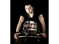 Drum Lessons by a Professional drummer - North London (N11)