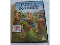 [Sealed] Peter Rabbit DVD