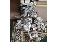 Silver Coins, Large Collection, Over 28 Kilos