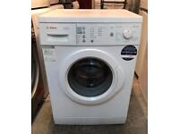 VARIOPERFECT BOSCH CLASSIXX 6 WASHING MACHINE 3 MONTH WARRANTY, FREE INSTALLATION