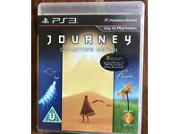 PS3 game - Journey (Collectors Edition)