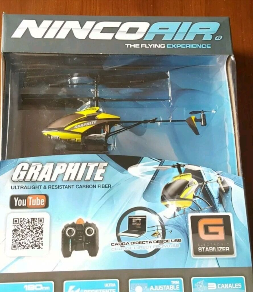 Nincoair Remote Helicopter