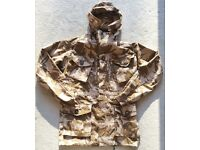 SAS PARA WINDPROOF SMOCK JACKET ARMY SECOND GULF WAR CAMO COAT MEDIUM 7 SQDN RAF SPECIAL FORCES