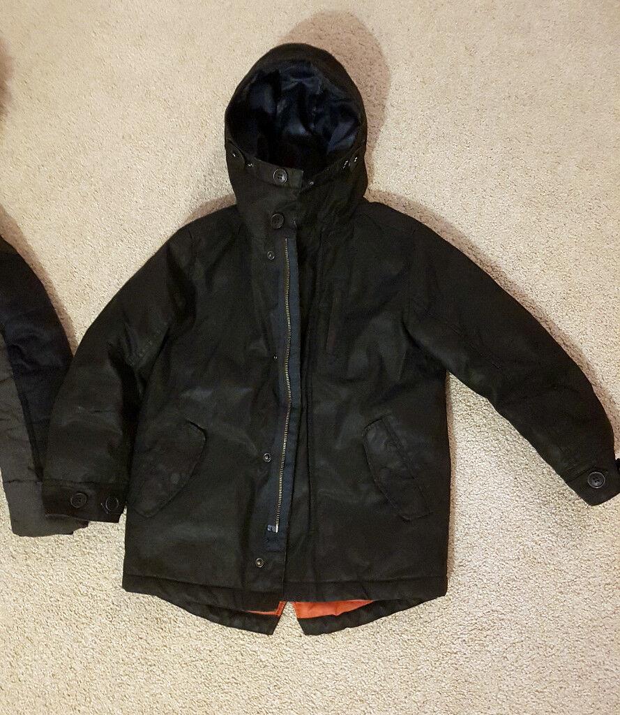 Boys Next Waterproof Coat 7 Years, Boys Primark Puffa, 10 to 11 years