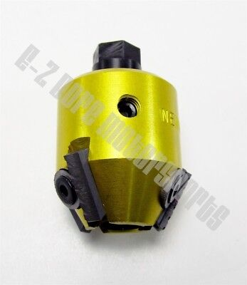 "Neway CU111 | Valve Seat Cutter  60° | 1.00"" (25.4 mm ) | Fits .297 Pilot"