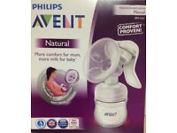 Breast pump ( new)