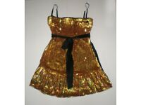 Dolce and Gabbana Sequin Dress, size 44 (IT) / 12 (UK), new