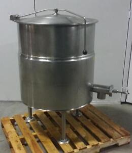 CLEVERLAND KEL60 Réservoir Double Paroi Électrique 60 gallons usagé *AEVOS*