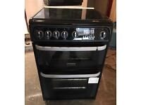 CANNON Carrick Black Fully Gas Cooker 60cm wide & Fully Working Order