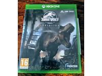 Jurassic World Evolution Xbox One