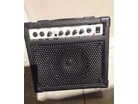 MS-15G 15 Watt Guitar Amplifier, PRE-Owned