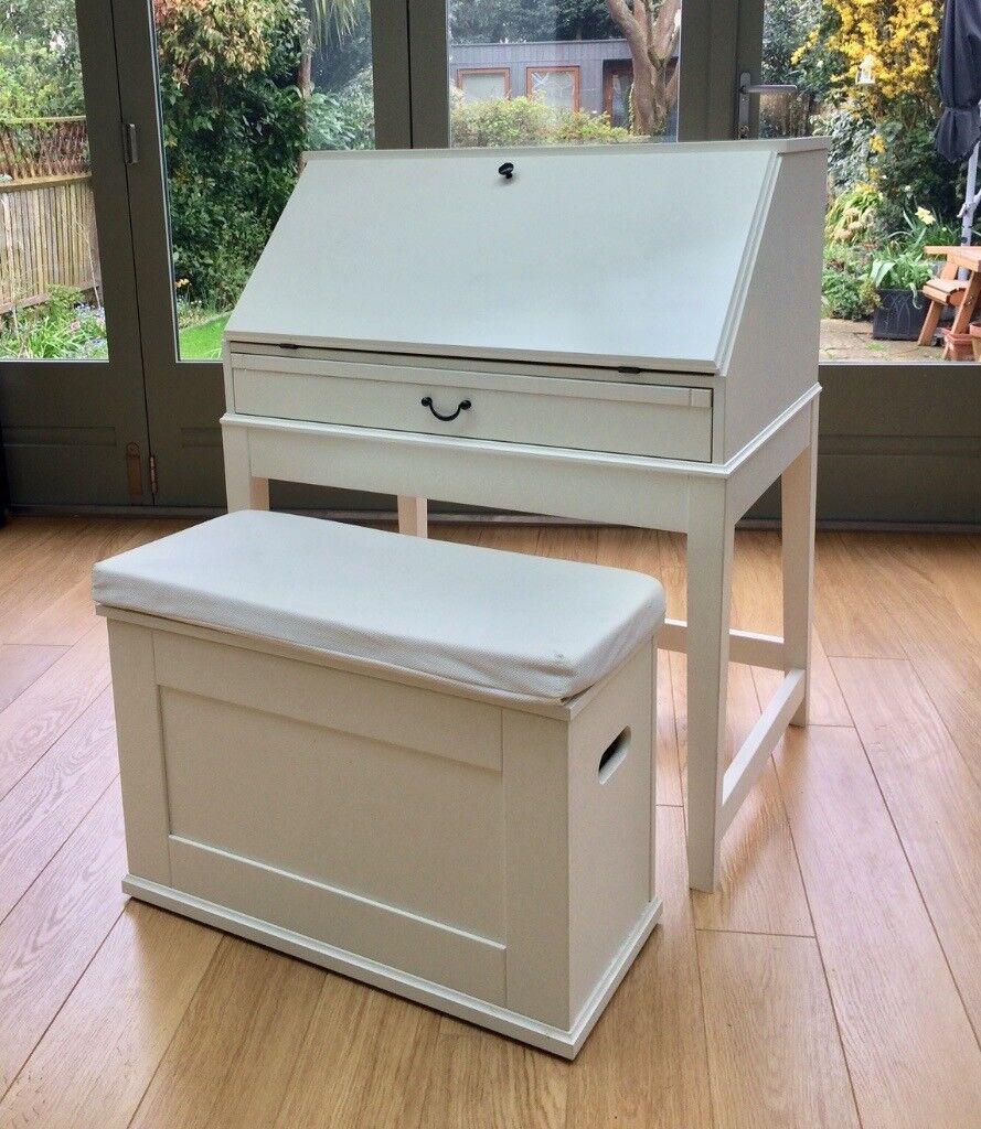 Ikea Fold Out Desk A White Desk